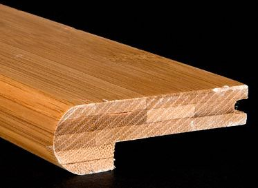 5/8&#034; x 3 1/4&#034; x 6 LFT Bamboo Stair Nose